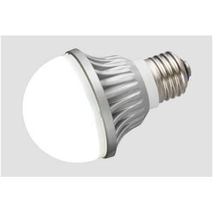 LED電球シャイニングボールE26 60W相当 昼白色【10個セット】 - 拡大画像