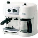 Delonghi(デロンギ) コンビ・コーヒーメーカー BCO261N-W