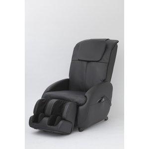【開梱・設置無料】スライヴ マッサージチェア くつろぎ指定席 CHD-5500(K) ブラック - 拡大画像