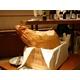 【受注生産 パーティーにぴったり 100人前!】骨付きハム超デカデカ約7〜8kg - 縮小画像2