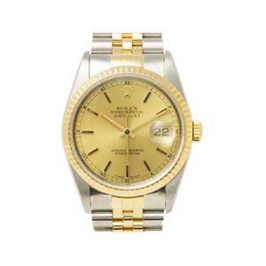 【中古A】ROLEX(ロレックス) 腕時計 デイトジャスト 16233 X番 - 拡大画像
