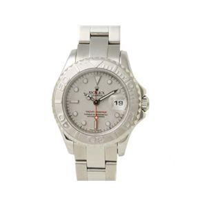 【中古A】ROLEX(ロレックス) 腕時計 ヨットマスター ロレジウム レディース 169622 Y番 - 拡大画像