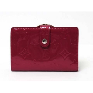 【現品限り】ルイヴィトン ヴェルニ がま口財布 ポムダムール M91980 【中古AB】 - 拡大画像
