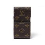 【現品限り】LOUIS VUITTON(ルイヴィトン) モノグラム シガレットケース M63024 【中古AB】