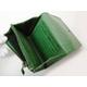 【現品限り】Balenciaga(バレンシアガ) 2つ折り財布 ミニマネー 225088 グリーン 【中古A】 - 縮小画像3