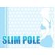 SLIM POLE(スリムポール)「ダイエットポール、ヨガポール」 ピンク - 縮小画像5