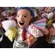 【ペルー産】伝説のエケッコー人形(エケコ人形) 約19cm(ミドルサイズ/M) - 縮小画像3