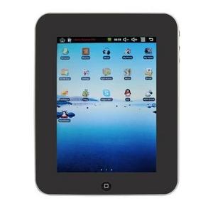 EKEN MID eBookリーダー M003 ブラック (8インチ液晶 Android OS 1.6搭載) - 拡大画像