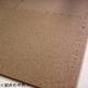 やさしいコルクマット 真中用単品サイドパーツ ラージサイズ(45cm×45cm) 〔大判 ジョイントマット クッションマット 赤ちゃんマット〕 - 縮小画像2