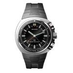 マキシオ激振プレミアム【ブラック】世界の腕時計30選の強振動アラーム時計!