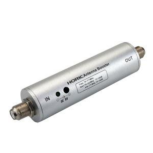 HORIC(ホーリック) アンテナブースター 室内・地デジ(UHF/VHF)専用 中継タイプ HAT-ABS024 - 拡大画像