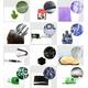 USBマイクロスコープ HUSB-759CABK ブラック - 縮小画像6