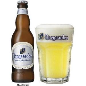 ヒューガルデン ホワイト 330ml瓶 24本セット (1ケース) - 拡大画像