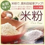 国内産 米粉5パックセット