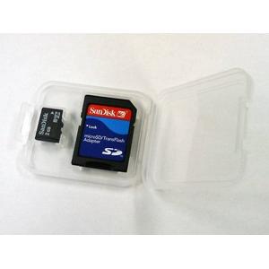 Sandisk(サンディスク) SDSDQ-2048-Bulk microSDカード バルク 2GB - 拡大画像