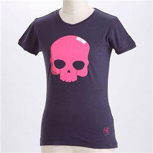 HYDROGEN(ハイドロゲン) レディース Tシャツ【E】0B2138 XS - 拡大画像