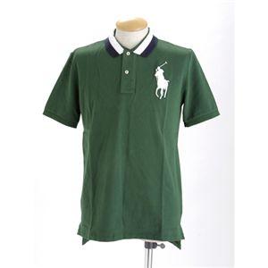 Polo RalphLauren(ラルフ ローレン) ボーイズ ビックポニー ポロシャツ グリーン L - 拡大画像