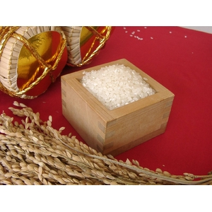 無洗米早炊き加工米会津産コシヒカリ100% 150gx20袋 - 拡大画像