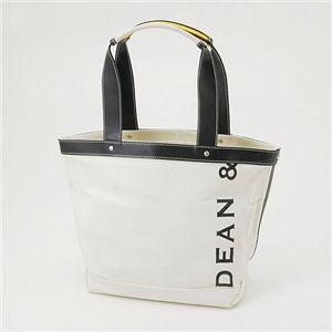 DEAN&DELUCA(ディーン&デルーカ) トートバッグ SMALL 171395 WHITE - 拡大画像