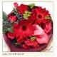 幸せいっぱいの贈り物 フェアリーブーケ ファイヤーレッド とっておきのプレゼント♪心を込めた花束を・・・♪ - 縮小画像1