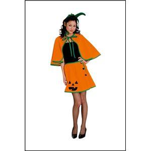 【コスプレ】 パンプキンセット オレンジ Ladies 4571142468219 - 拡大画像