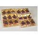 韓国海苔 ピリ辛明太子海苔(8切8枚3袋×6パック)+韓国おやつ海苔(3袋)詰合せセット - 縮小画像2