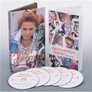 中村あゆみ BEST COLLECTION HUMMINGBIRD YEARS '84-'93 CD5枚組 全79曲 - 拡大画像