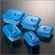 真空保存容器にもなる電子レンジ調理器 Cook MAGIC(クックマジック) 5点×2 計10点 セット 【レシピブック付き】 - 縮小画像2