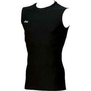 ASICS(アシックス) 男性用 肩バランス XG2000 Sサイズ ブラック - 拡大画像