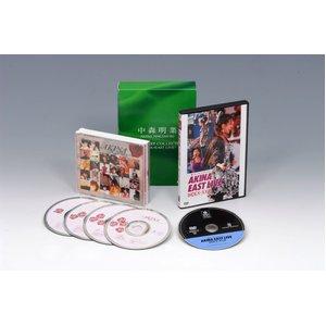 中森明菜 SUPER BEST COLLECTION AKINA+EAST LIVE CD4枚+DVD1枚組 - 拡大画像