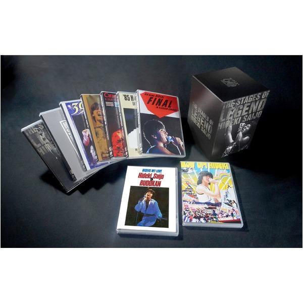 西城秀樹DVD-BOX2