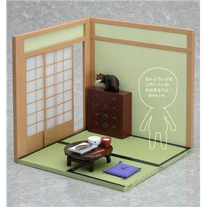 ファットカンパニー/ねんどろいど ねんどろいどプレイセット #02 和の暮らしA 食卓セット - 拡大画像