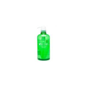 べたつく頭皮に【サンコール】ミントベル フレッシュグリーン シャンプー(メントール&グレープフルーツの香り)700ml - 拡大画像