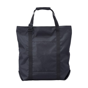 でっかいトートバッグ(折りたたみトートバッグ) 肩パット/ポケット付き 容量約70L - 拡大画像