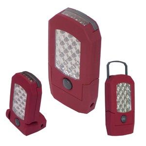 充電式LEDライト マグネット/フック付き 連続点灯約5時間 ミラクルFL22 - 拡大画像