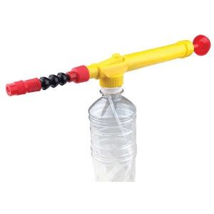 ペットボトル専用 2WAY加圧スプレー - 拡大画像