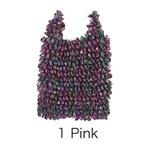 HAM−11絞りバッグ Pink
