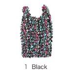 HAM−16絞りバッグ Black