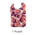 HAM−18絞りバッグ Purple