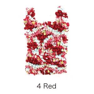HAM−18絞りバッグ Red - 拡大画像