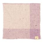 fuwa・fuwanoハンカチ 花紫