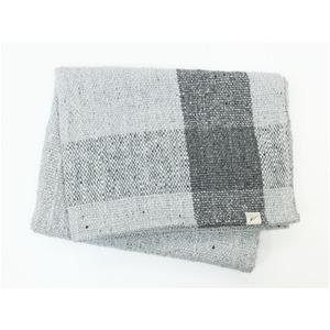 fuwa・fuwanoバスタオル 灰色
