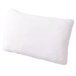 3Dストレッチ ピッタリフィット枕カバー 【43×63cm用】 ホワイト
