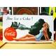 アメリカンブリキ看板 コカコーラ Now for a Coke - 縮小画像1