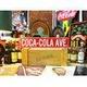 アメリカンブリキ看板 コカコーラ アベニュー - 縮小画像2