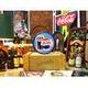 アメリカンブリキ看板 ペプシコーラ グラス&ロゴ - 縮小画像2