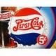 アメリカンブリキ看板 ペプシコーラ グラス&ロゴ - 縮小画像3