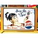 アメリカンブリキ看板 ペプシコーラ いつもの - 縮小画像1