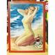 アメリカンブリキ看板 ペプシコーラ 水着の女性 - 縮小画像1