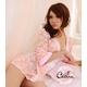 コスプレ 全レースのピンク豪華着物 浴衣 和物 - 縮小画像1